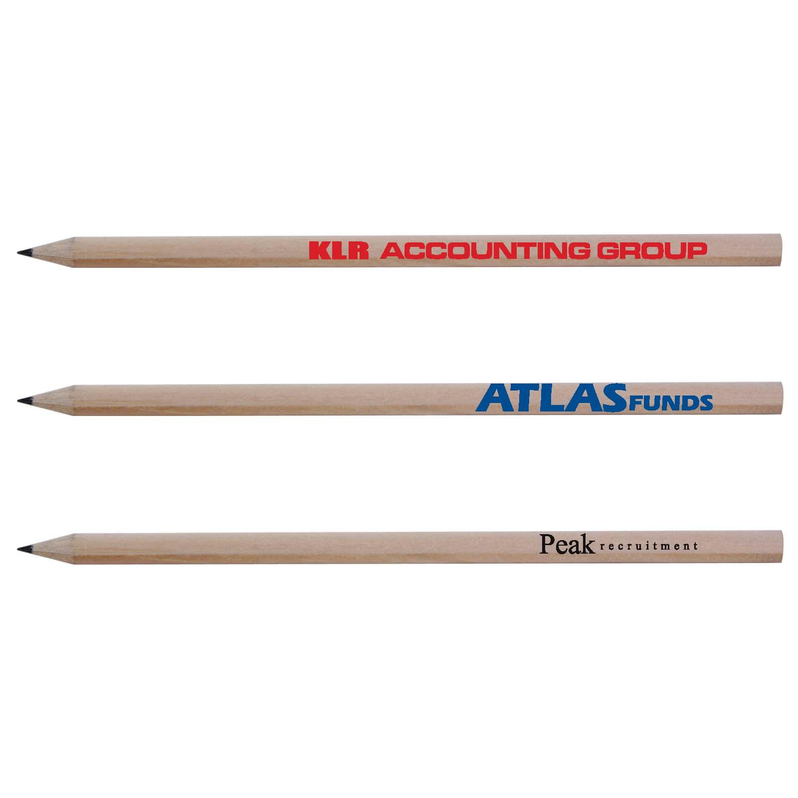 Sharpened Timber Pencil