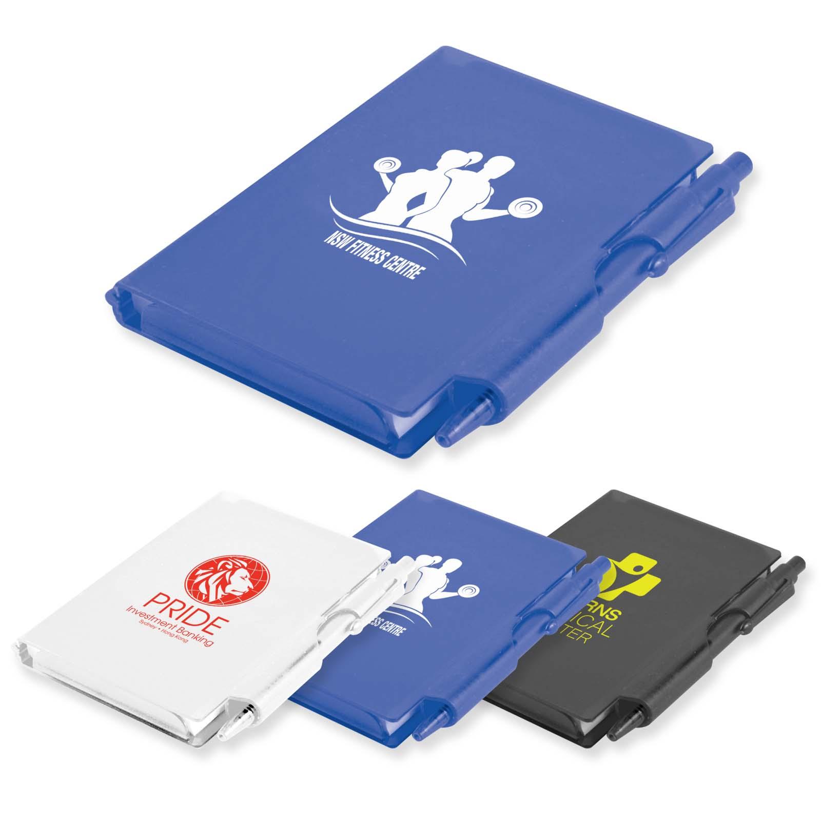 Odyssey Pocket Notebook with Pen