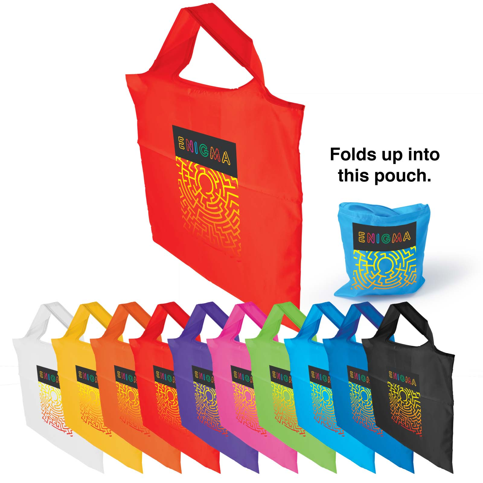Savvy Recycled PET Bag
