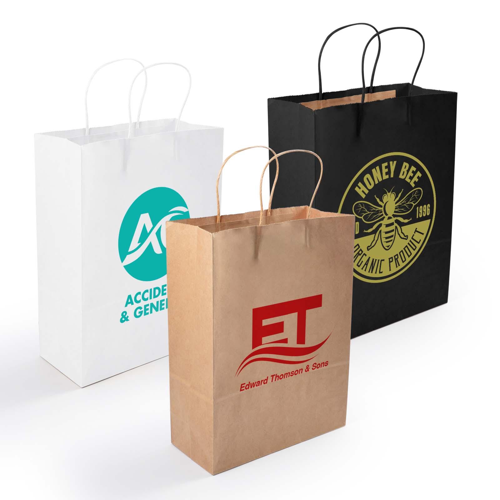 Express Paper Bag Medium