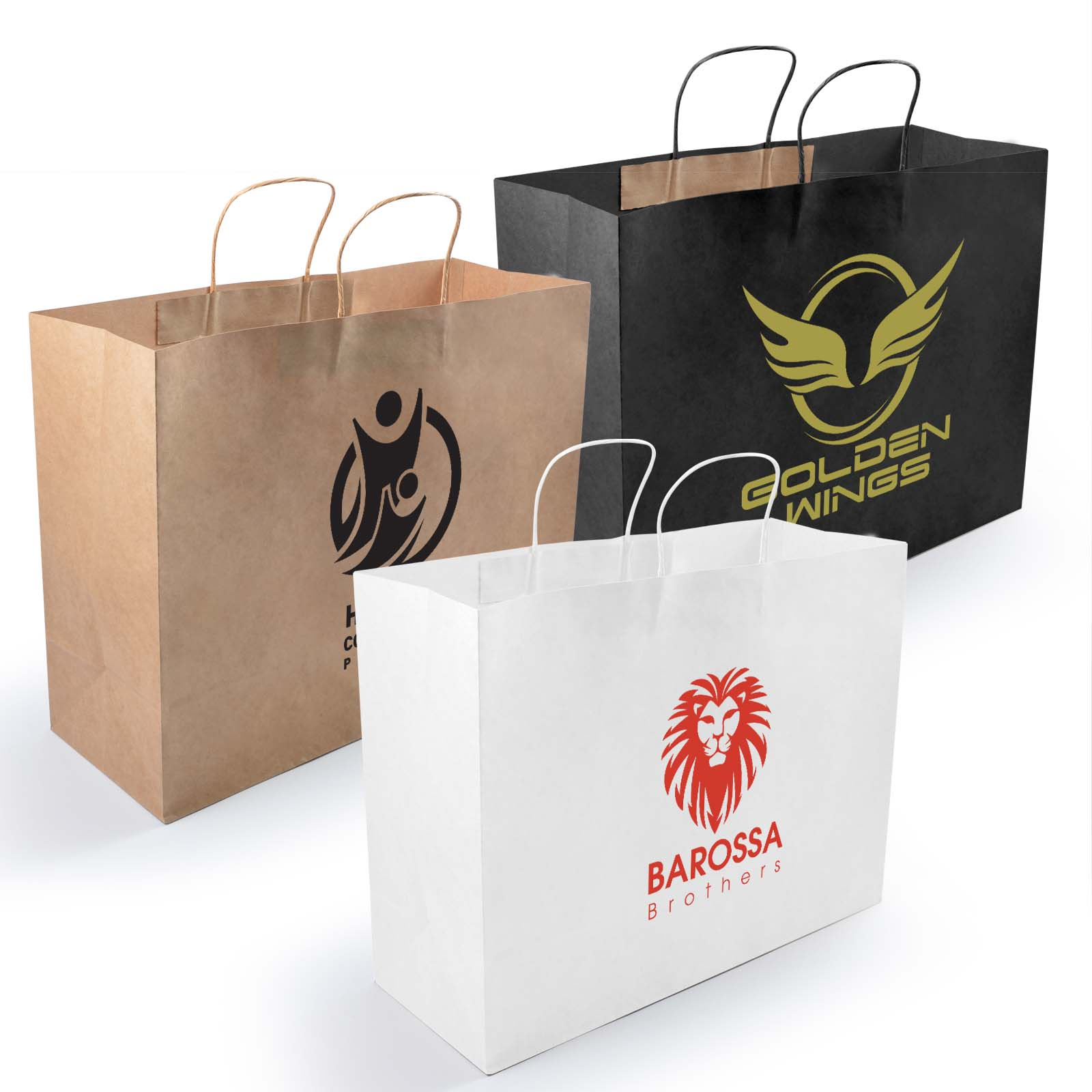 Express Paper Bag Extra Large