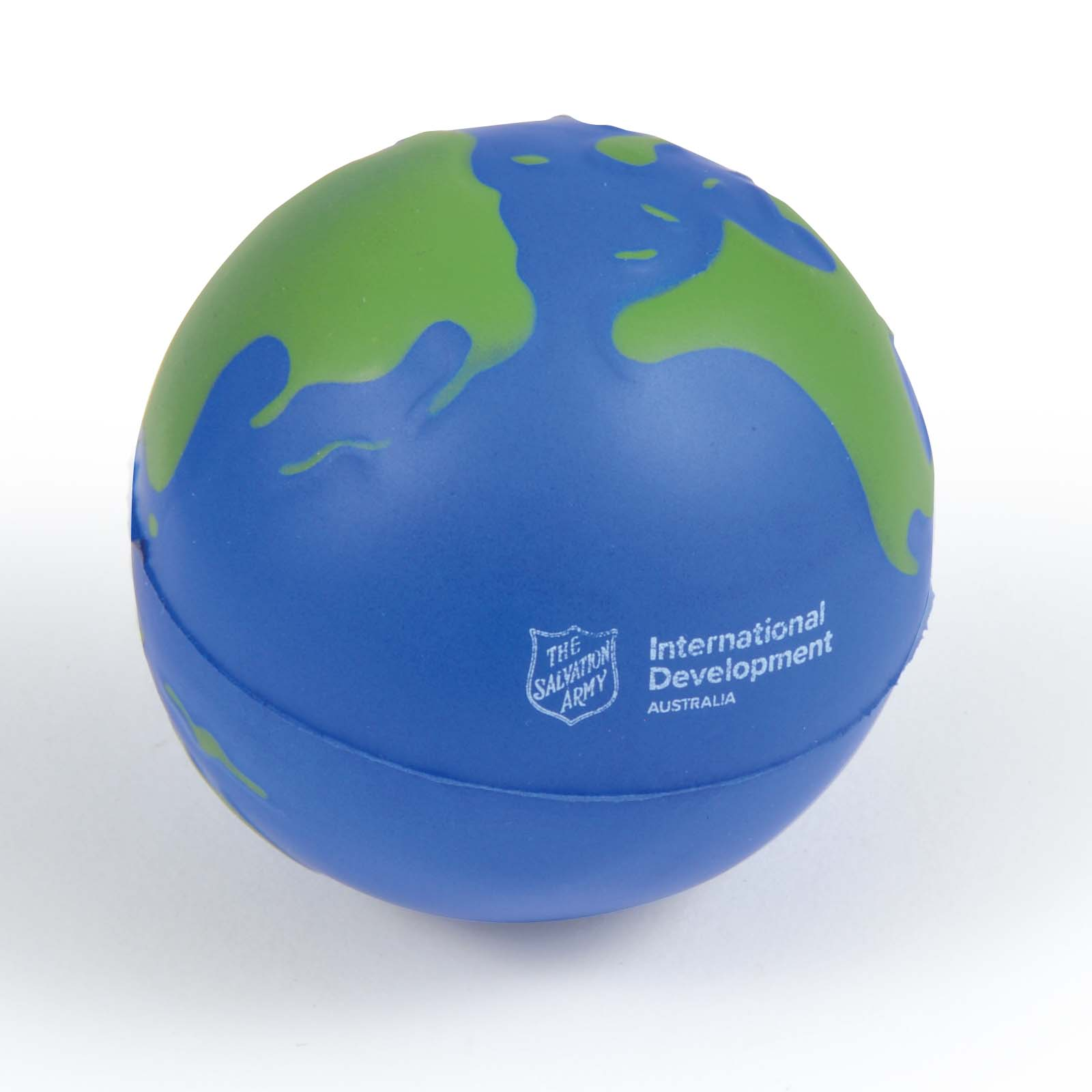2 Colour World Globe Stress Reliever