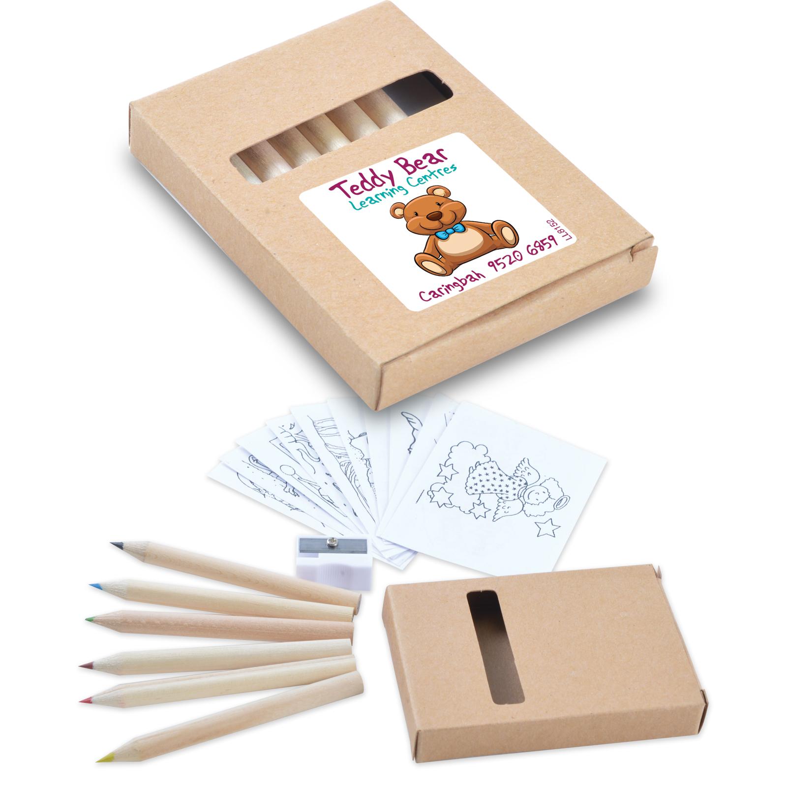 Activity Pencil Set